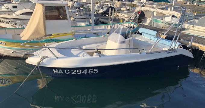 Rental Motorboat in Port-de-Bouc - Marinello Fisherman 16