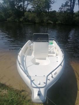 Boat rental Marino Gabry 550 in Biscarrosse on Samboat