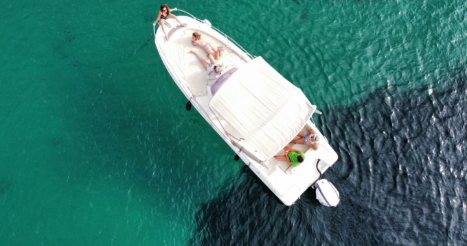 Sessa Marine Key Largo 27 between personal and professional Sant Antoni de Portmany