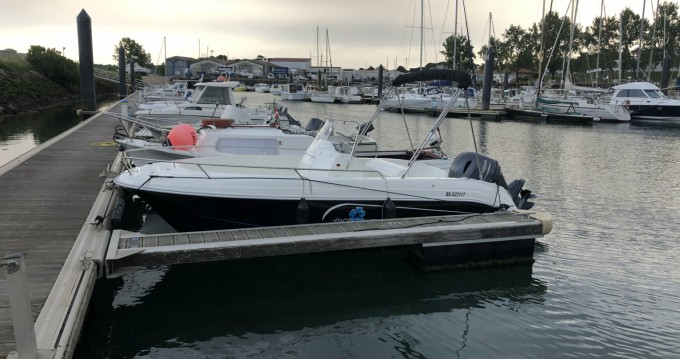 Rent a Pacific Craft Pacific Craft 545 Trendy Anglet
