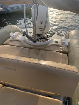 Boat rental Zodiac Medline 650 Neo in Bonifacio on Samboat