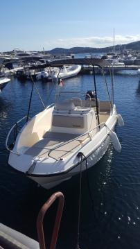 Boat rental Sainte-Maxime cheap Activ 535 Open