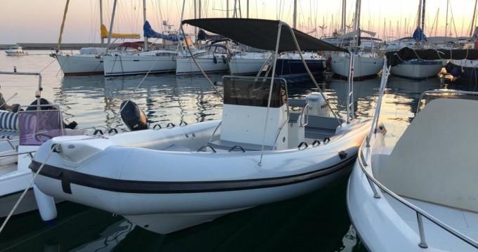 Boat rental Porto di Alghero cheap BSC 70