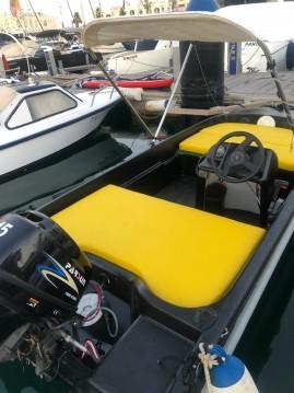 Boat rental Port de Alicante cheap Quicksilver 400 Fish