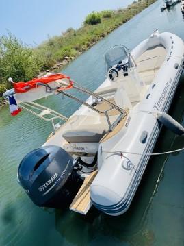 Boat rental Capelli Tempest 650 in Carnon-Plage on Samboat