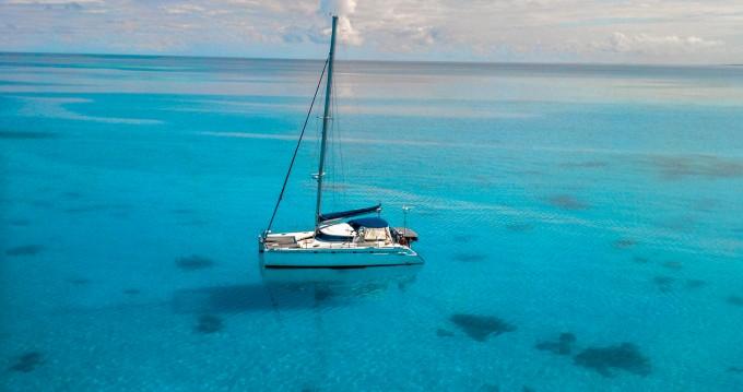 Rental Catamaran in Rotoava - Fountaine Pajot Belize 43