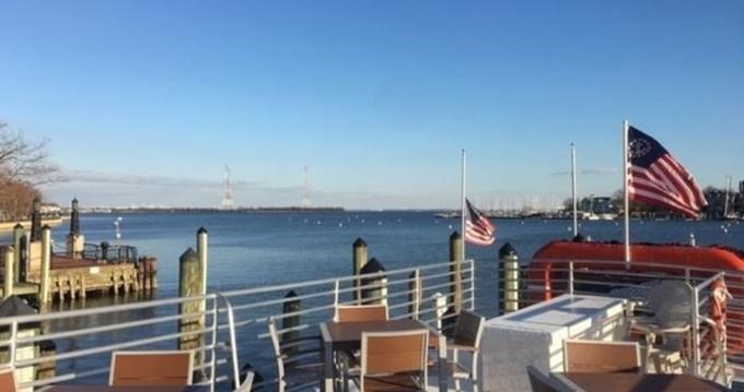 Rent a Custom DMR Yacht Passenger Annapolis
