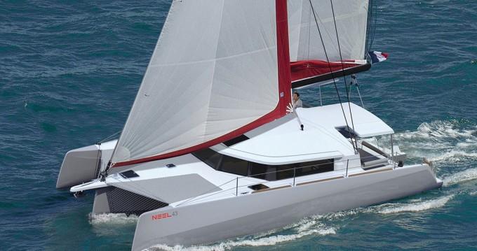 Boat rental Ajaccio cheap Neel 43