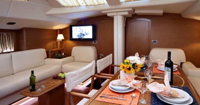 Boat rental Alimos cheap Gianetti Star 64