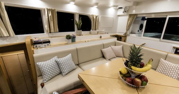 Rental Catamaran in Paros Island - Lagoon Lagoon 500