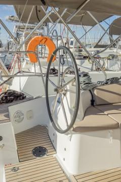 Boat rental Alimos cheap Sun Odyssey 410