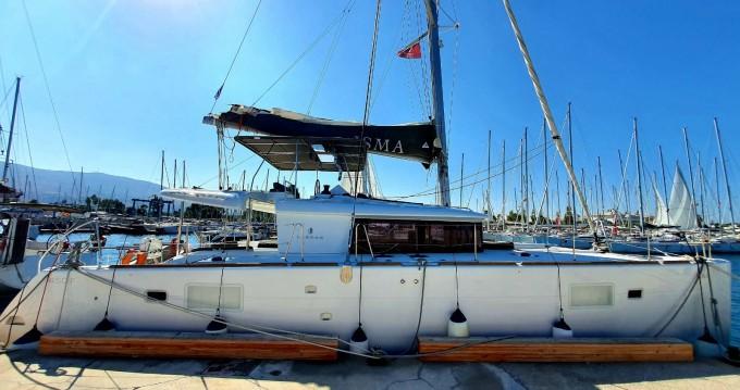 Rental Catamaran in Kos - Lagoon Lagoon 450 F