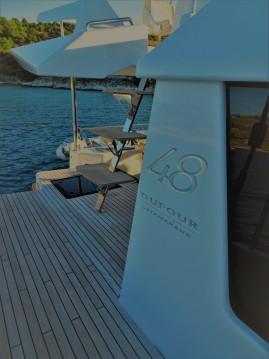 Rental yacht Rogoznica - Dufour Dufour Catamarans 48 on SamBoat