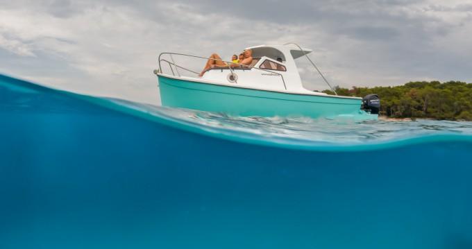 Boat rental Mali Lošinj cheap Gozzo 6