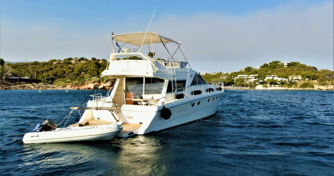 Hire Motorboat with or without skipper Raffaelli Glyfada