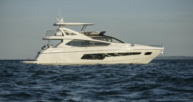 Rental Yacht in Piano di Sorrento - Sunseeker Yacht 75