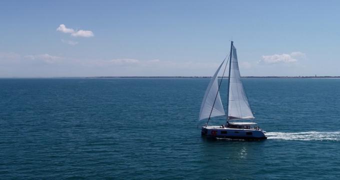 Boat rental La Rochelle cheap Nautitech Open 40