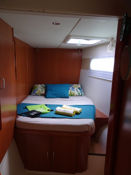 Boat rental Le Marin cheap Leopard 46