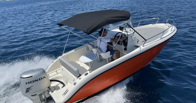 Rental yacht Tisno - Fisher 20 Sundeck on SamBoat