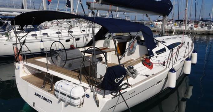 Elan Elan 450 between personal and professional Split Ferry Port