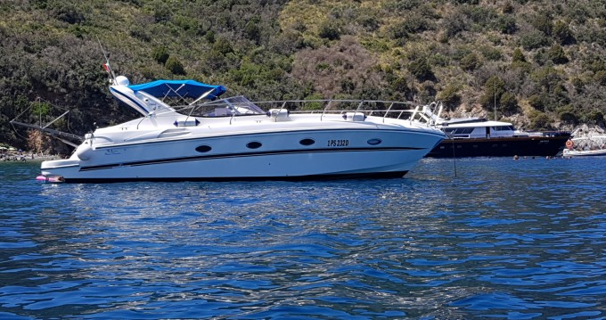 Motorboat for rent Porto Santo Stefano at the best price