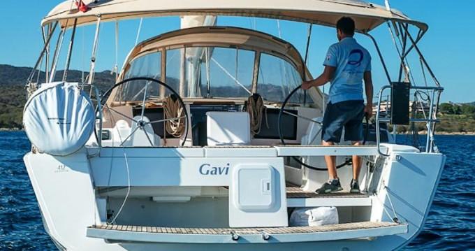 Boat rental Dufour Dufour 412 Grand Large in Marina di Portisco on Samboat