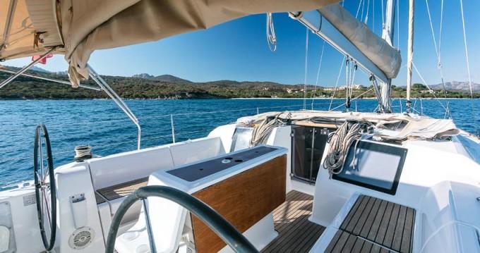 Boat rental Marina di Portisco cheap Dufour 412 Grand Large