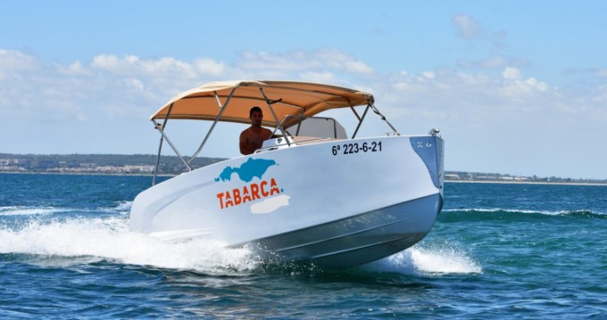 Hire Motorboat with or without skipper Cattleya Santa Pola