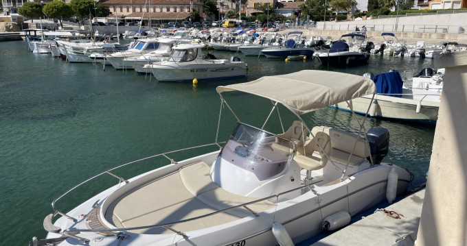 Hire Motorboat with or without skipper Sessa Marine Carry-le-Rouet