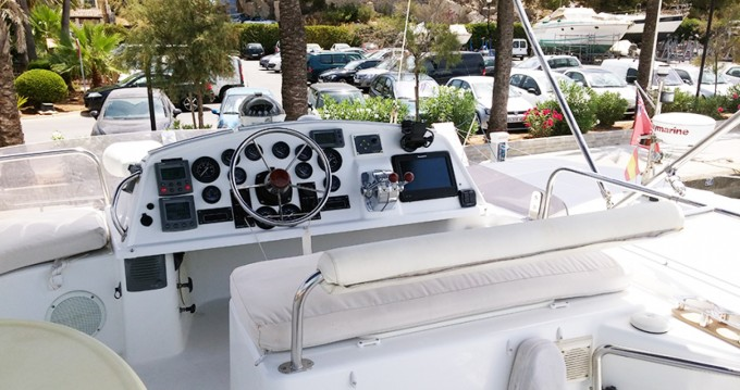 Fountaine Pajot Highland 35 between personal and professional Llucmajor