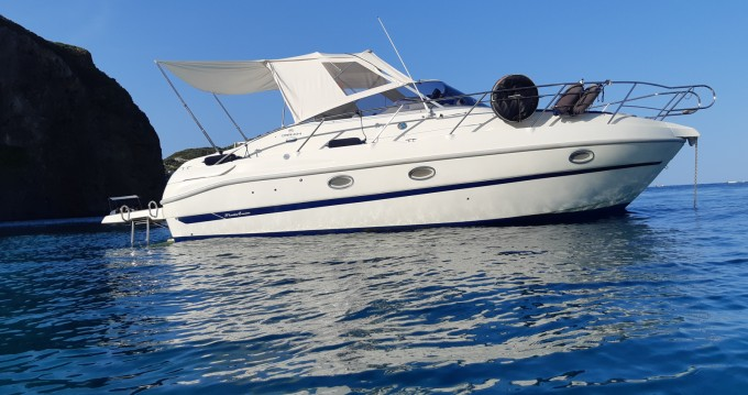 Hire Motorboat with or without skipper Cranchi Terracina