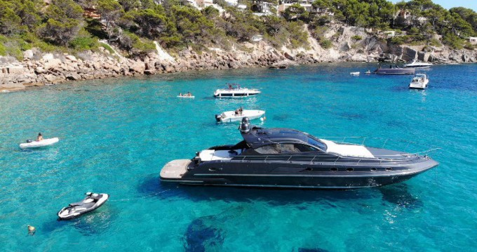 Hire Motorboat with or without skipper Conam Port de Barcelona