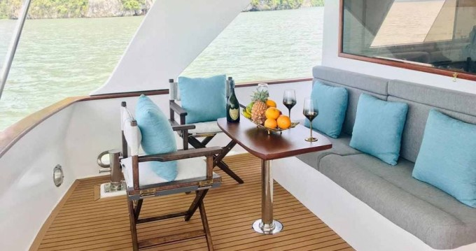 Rent a King Yacht Sea Ranger Phuket