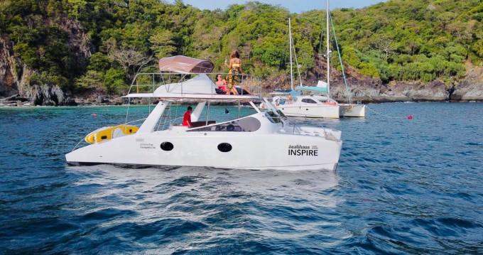 Boat rental Inspire Flybridge in Phuket on Samboat