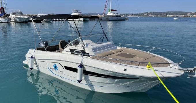 Rental yacht Nice - Pacific Craft Pacific Craft 700 SC on SamBoat