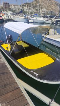 Rental Motorboat in Port de Alicante - Quicksilver Quicksilver 400 Fish