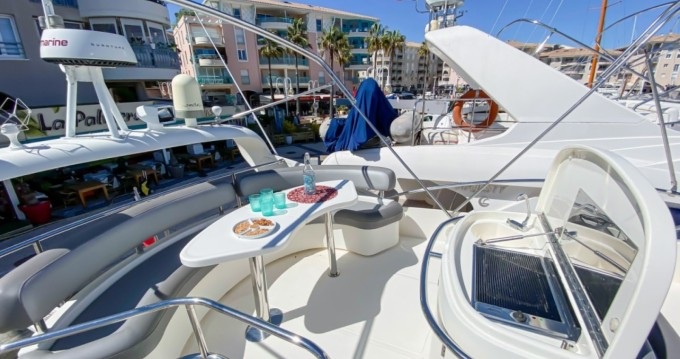 Hire Motorboat with or without skipper Aicon Fréjus