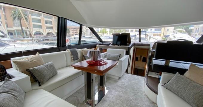 Rental yacht Fréjus - Prestige Prestige 500 Fly on SamBoat