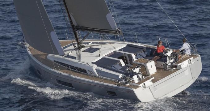 Rental yacht Alimos - Bénéteau Oceanis 51.1/ 3 cabins on SamBoat