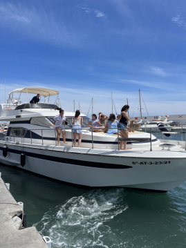 Boat rental Puerto Deportivo de Marbella cheap Astondoa 50 GL