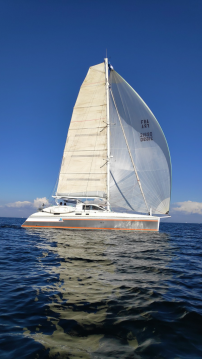 Hire Catamaran with or without skipper Catana La Rochelle
