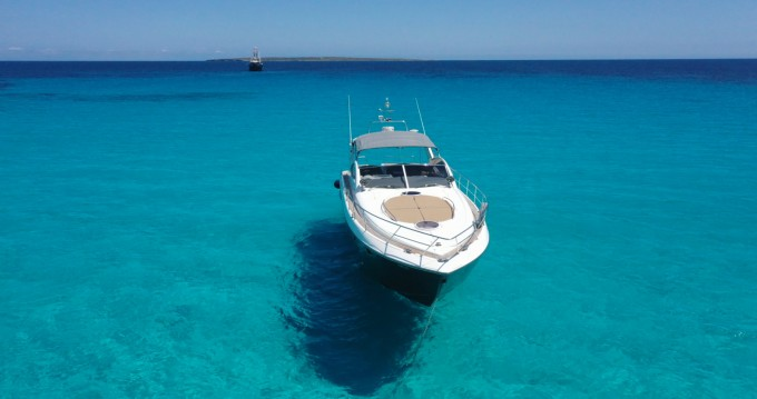 Hire Motorboat with or without skipper Fairline Mahon Port