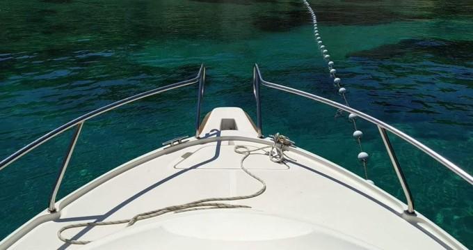 Boat rental Hvar cheap Luka 530 Cabin