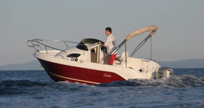 Rental Motorboat in Hvar - SPORT MARE Luka 530 Cabin