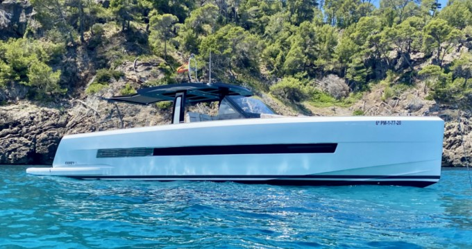 Fjord Fjord 44 Open between personal and professional Port Adriano