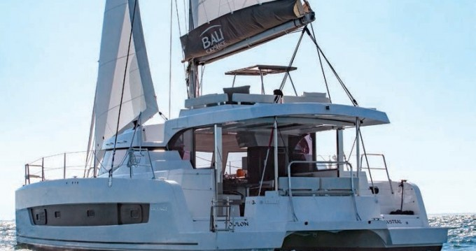 Boat rental Bali Catamarans Bali Catspace Voile in Marmaris on Samboat