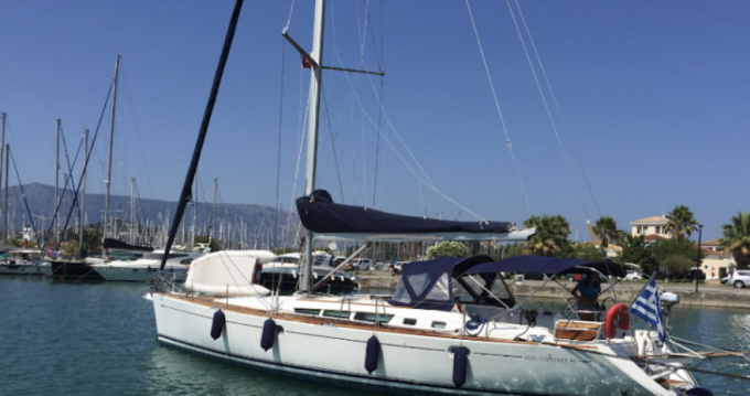 Jeanneau Sun Odyssey 49 between personal and professional Gouvia