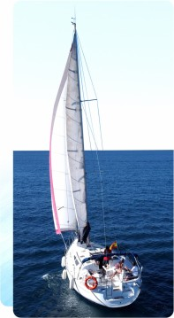Boat rental Jeanneau Sun Odyssey 40 in Santa Pola on Samboat
