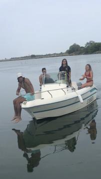 Rental Motorboat in Carnon-Plage - Jeanneau Cap Camarat 505 CC