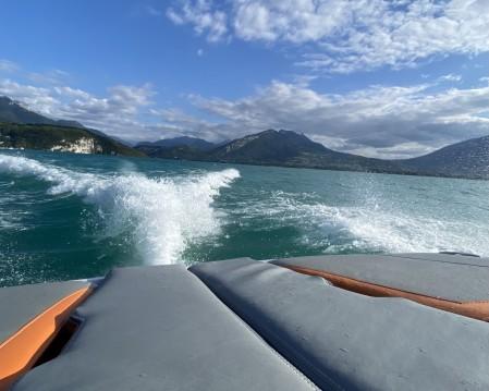 Rental yacht Annecy - Nautique Correct Craft 210 on SamBoat